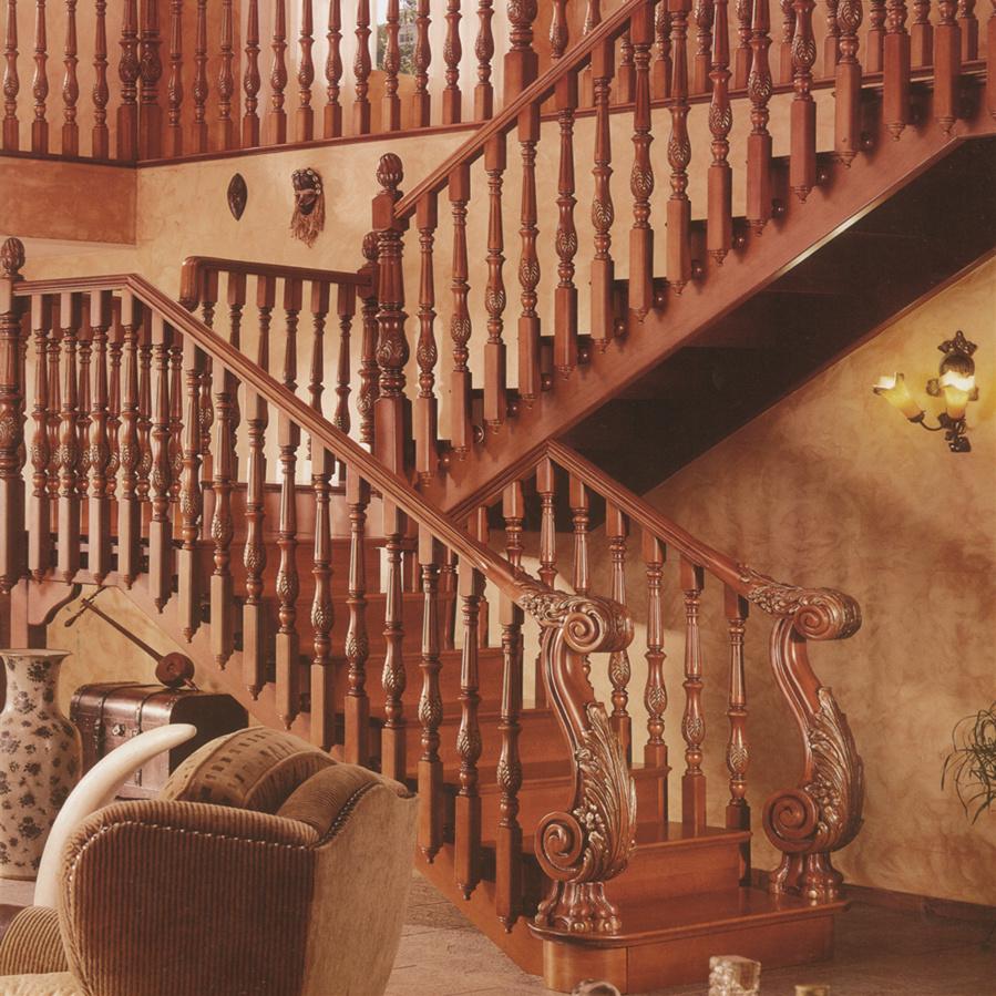 楼梯靠边墙面的装饰方案都有哪些?